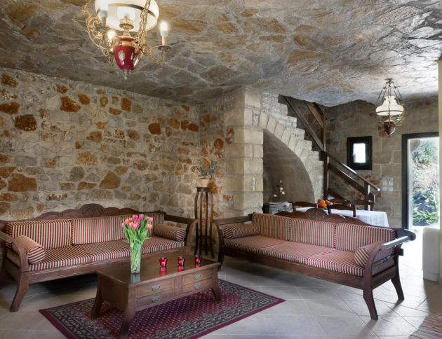 accommodation nafplio - Klymeni Traditional Homes
