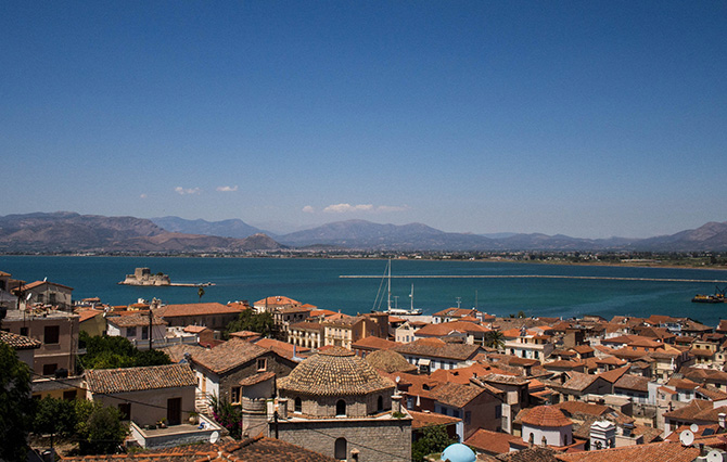 sights in Nafplio Greece - Klymeni Traditional Homes