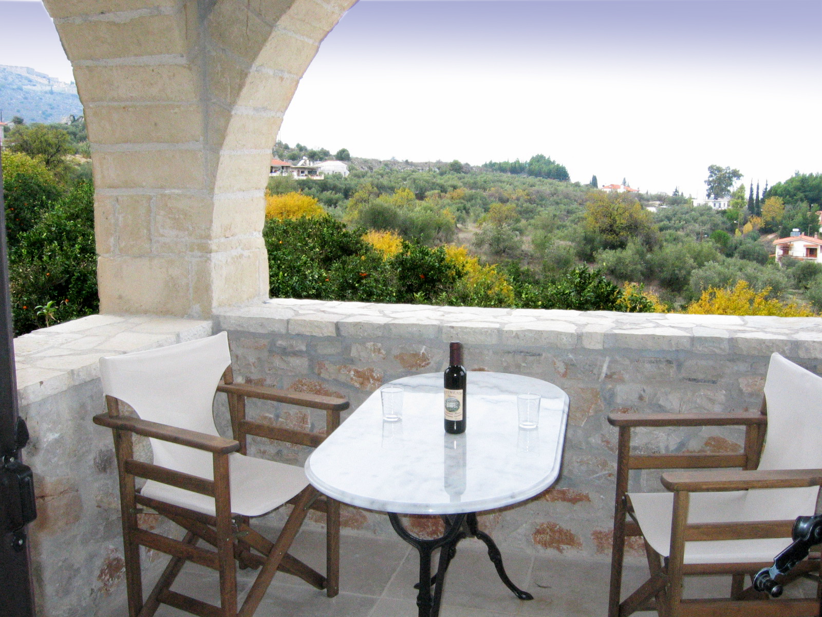 nafplio luxury accommodation - Klymeni Traditional Homes